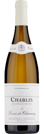Picture of Louis de Cherencey Chablis 2018