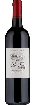 Picture of La Fleur Godard 2016, Côtes de Bordeaux