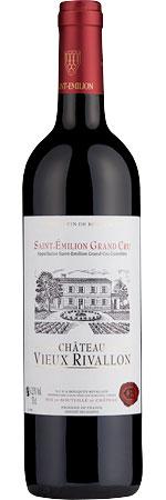 Picture of Château Vieux Rivallon Grand Cru St Emilion 2004