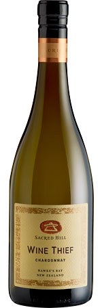 Picture of Sacred Hill 'Wine Thief' Chardonnay 2018, Hawkes Bay