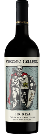 Picture of Chronic Cellars 'Sir Real' Cabernet Sauvignon 2019, Paso Robles