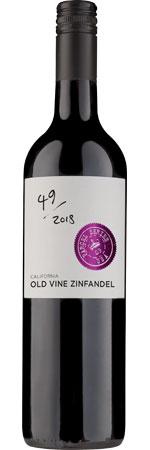 Picture of Parcel Series Old Vine Zinfandel 2018