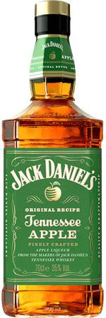 Picture of Jack Daniel's Tennessee Apple Liqueur 70cl