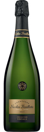 Picture of Nicolas Feuillatte 2010 Champagne