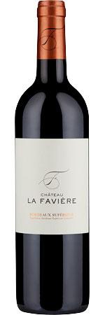 Picture of Château la Favière 2018, Bordeaux Supérieur