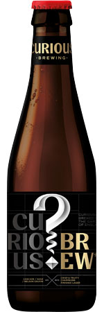 Picture of Curious Brew Lager 12x330ml Bottles