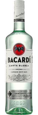 Picture of Bacardi Rum 70cl