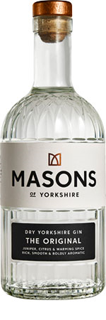 Picture of Masons Yorkshire Gin 70cl