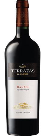 Picture of Terrazas de los Andes Malbec 2018, Mendoza