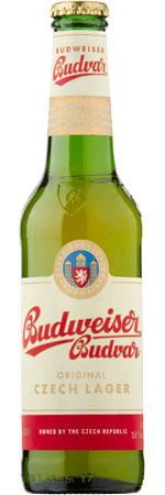 Picture of Budweiser Budvar 12x330ml Bottles