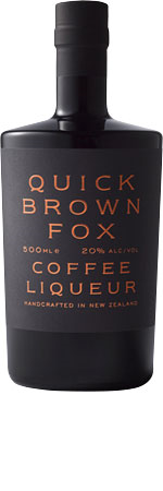 Picture of Quick Brown Fox Coffee Liqueur