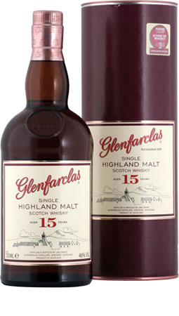 Picture of Glenfarclas 15 Year Old Whisky 70cl