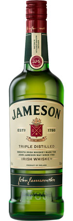 Picture of Jameson Irish Whiskey 70cl