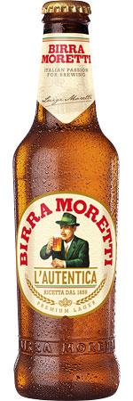 Picture of Birra Moretti 12x330ml Bottles