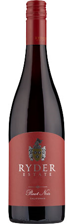Picture of Ryder Estate Pinot Noir 2017, California