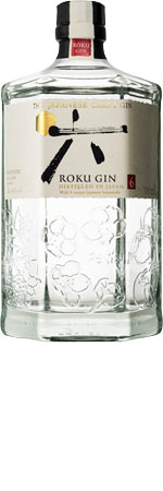 Picture of Roku Japanese Gin 70cl