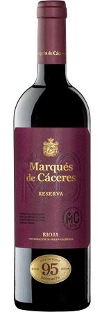 Picture of Rioja Reserva 2015 Marqués de Cáceres