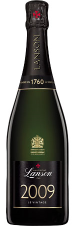 Picture of Lanson Gold Label 2009 Champagne