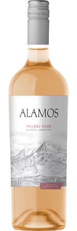 Picture of Alamos Malbec Rosé 2020, Mendoza