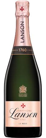 Picture of Lanson Le Rosé Label Brut Champagne