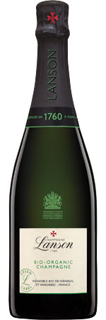 Picture of Lanson Le Green Label Organic Brut