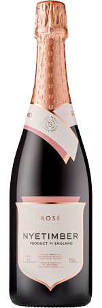 Picture of Nyetimber Sparkling Rosé, England