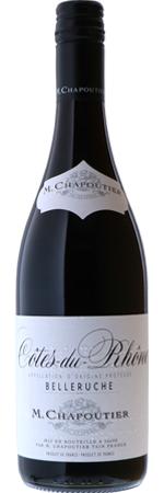 Picture of M. Chapoutier 'Belleruche' Côtes du Rhône 2019