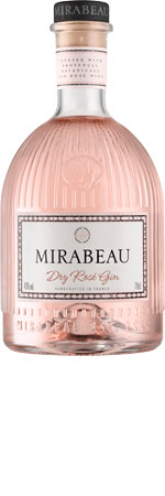 Picture of Mirabeau Rosé Gin 70cl