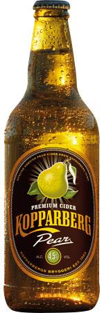 Picture of Kopparberg Pear Cider 4.5% 8x500ml Bottles