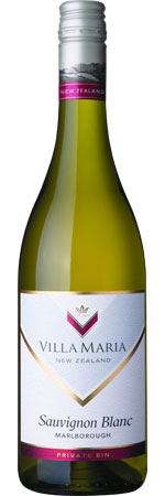 Picture of Villa Maria 'Private Bin' Sauvignon Blanc 2020, Marlborough