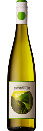 Picture of Ancient Lakes 'Eight Thousand Lakes' Riesling 2019, Washington State