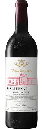 Picture of Vega Sicilia 'Valbuena', Ribera del Duero