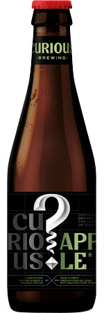 Picture of Curious Apple Cider 5.2% 12x330ml Bottles