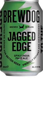 Picture of Jagged Edge Spiky IPA Brewdog 4x330ml 5.1%