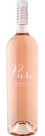 Picture of Mirabeau 'Pure' Rosé 2020 Magnum, Côtes de Provence