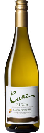 Picture of Cune Barrel Fermented Rioja Blanco 2019