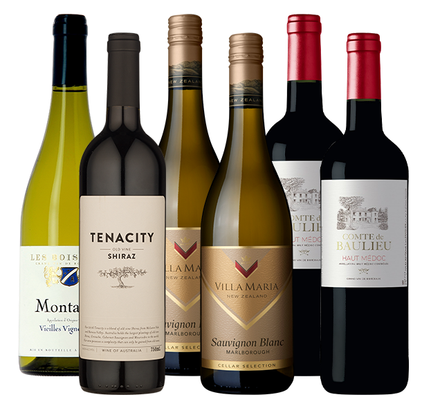 Picture of Premium Selection 6 Mixed Wine Case