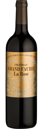 Picture of Château Grand Faurie La Rose 2016 St-Emilion Grand Cru