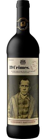 Picture of 19 Crimes Cabernet Sauvignon 2020, Australia