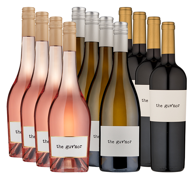 Picture of The Guv'nor Mixed Wine Case
