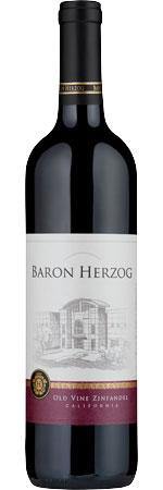 Picture of Baron Herzog Zinfandel 2019, California