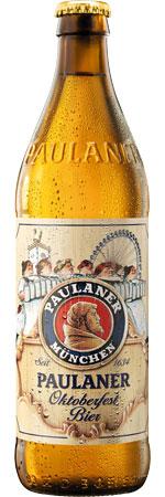 Picture of Paulaner Oktoberfestbier 20x500ml Bottles