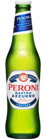 Picture of Peroni Nastro Azzurro 24x330ml Bottles