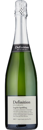 Picture of Definition English Sparkling Brut, Hampshire