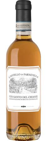 Picture of Vin Santo del Chianti DOC Castello di Farnetella 2015 Half Bottle, Italy