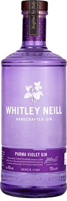 Whitley Neill Parma Violet Flavoured Gin 70cl