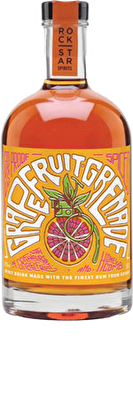 Rockstar Spirits Grapefruit Grenade Overproof Spiced Rum 50cl