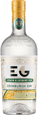 Edinburgh Lemon & Jasmine Flavoured Gin 70cl