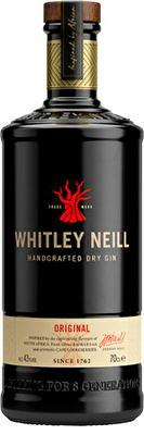 Whitley Neil Dry Gin 70cl