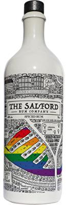 Salford Pride Spiced Rum 70cl